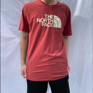 The North Face Men's Short Sleeve logo T shirt